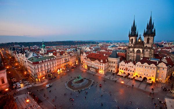 Загадочная средневековая Прага