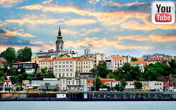 Красивые места Сербии