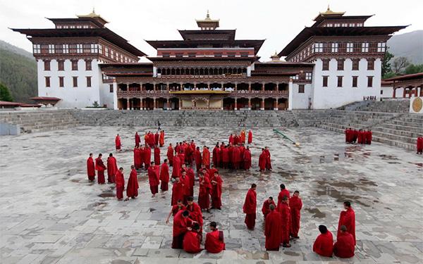Королевство Бутан: страна счастья