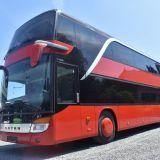 Vip автобусы на Болгарию — «Gloria Tur» от 30 евро!!!
