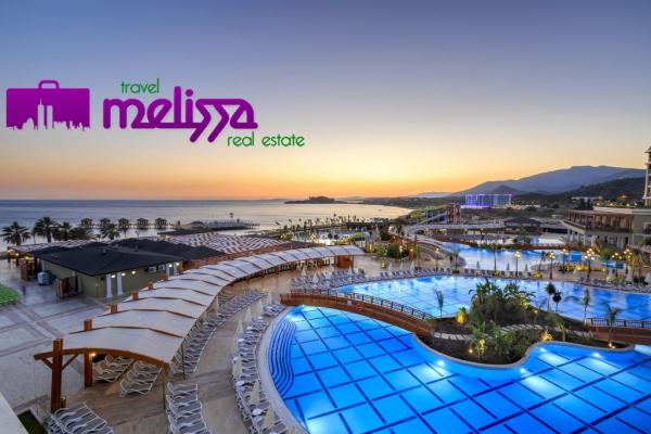 👑🇹🇷👉SUNIS HOTELS EFES ROYAL PALACE RESORT &SPA 5* — Отдохни как VIP-клиент ЗА 599 euro/1AD!👑✈